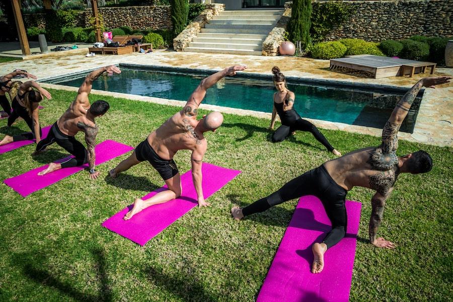 Trening by Sanya